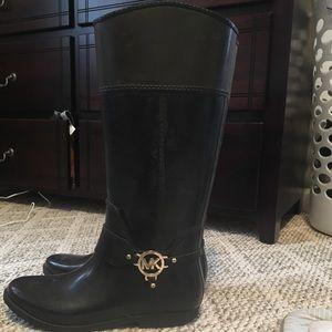 Micheal Kors rain boots